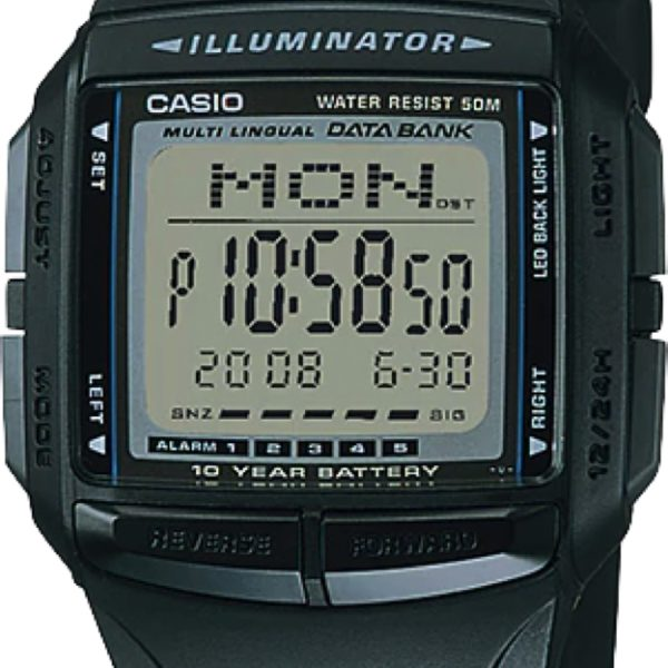 e8dd03fd40d7 RELOJ CASIO CABALLERO DB-36-1AV - Watch Five
